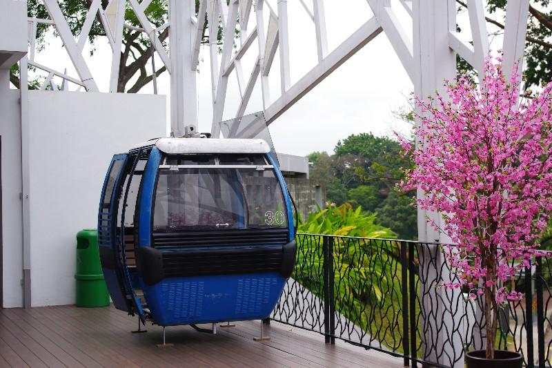 싱가포르 케이블카