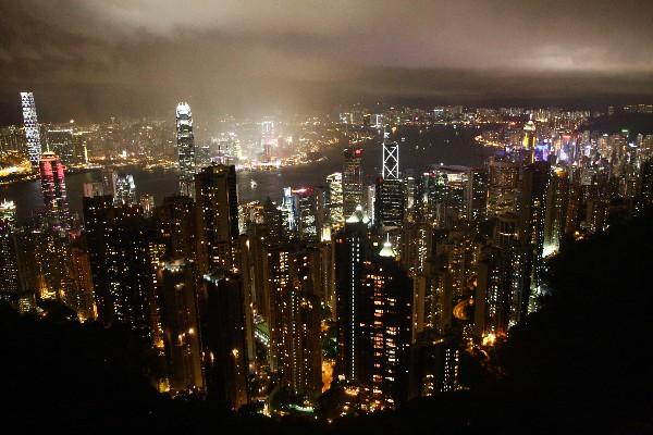 홍콩 야경 명소
