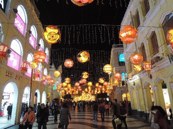 마카오와 홍콩을 함께 당일 여행 코스