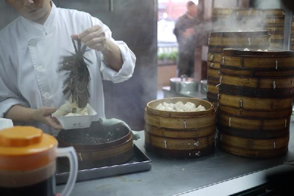 상하이(상해) 요리