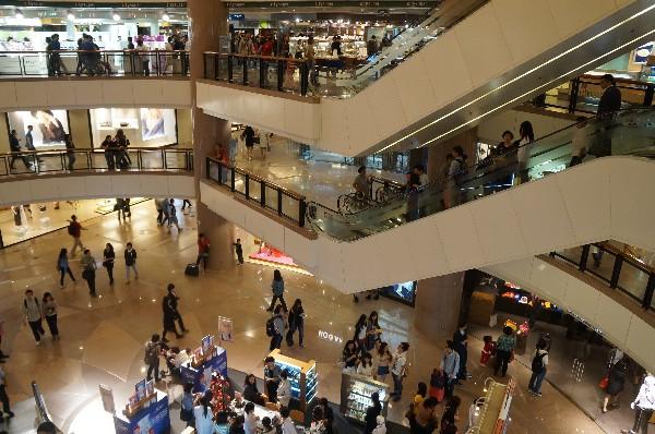 홍콩 유명 쇼핑지 목록