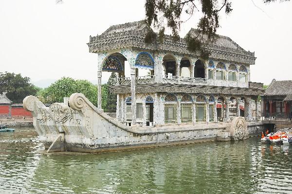 중국 왕조의 황실 정원, 이화원