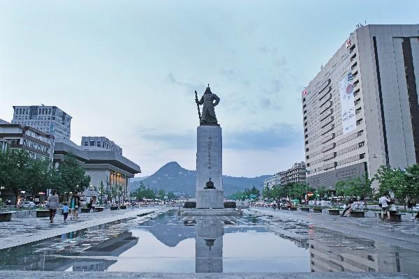 서울의 구석구석 4박 5일