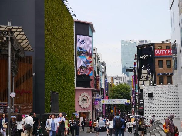 서울에서 쇼핑하기