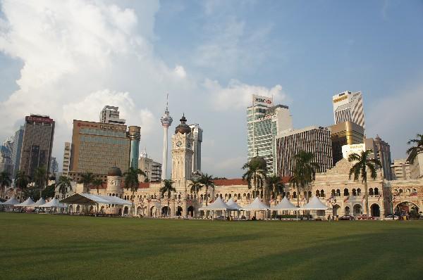 쿠알라룸푸르의 진짜 모습