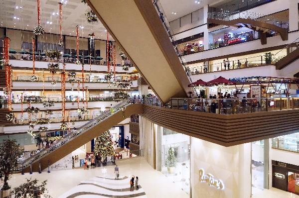 쇼핑의 도시