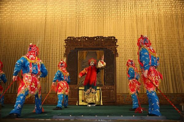 베이징(북경)의 오페라 '경극'