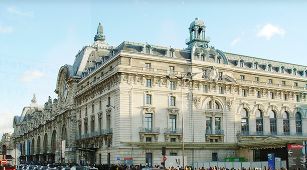파리의 낭만과 예술, 파리 미술관 코스