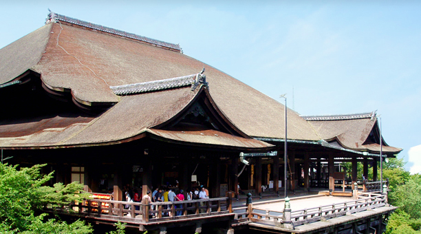 지붕 없는 박물관, 교토 코스