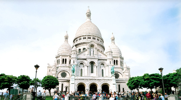 파리의 어제와 오늘, 시테 코스