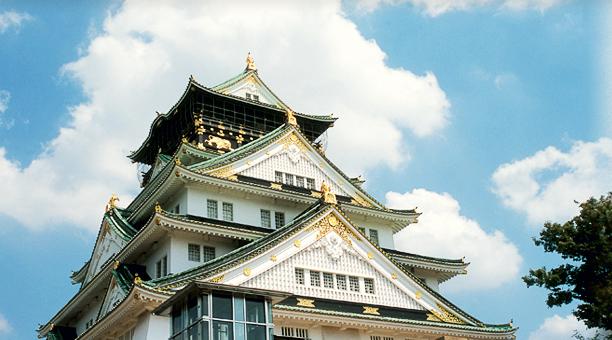 일본의 맛과 멋, 오사카 코스