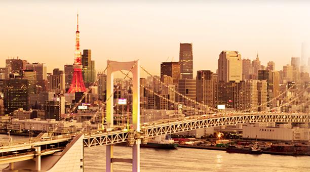 도쿄 여행의 정석, 도쿄 클래식 코스