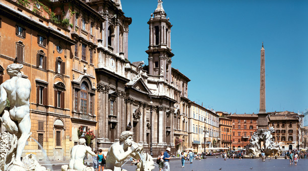 작지만 위대한 나라, 바티칸 코스