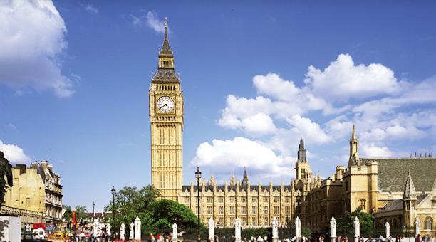 오리지날 런던, 씨티 오브 런던