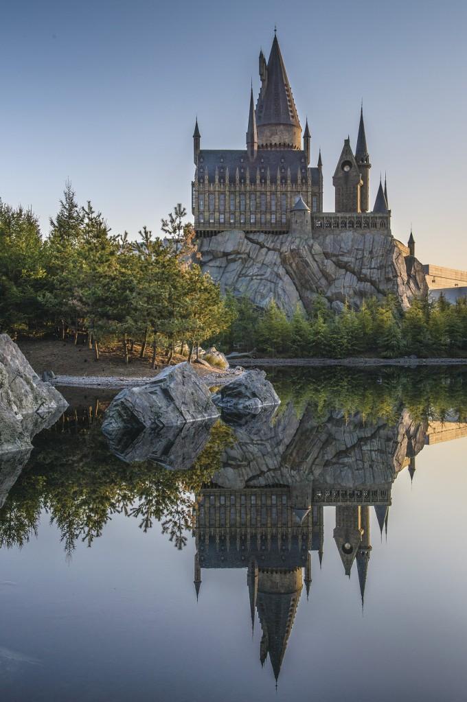 Hogwarts Castle2