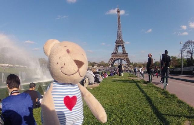 런던과 파리에서 시도해본 마스코트 트래블