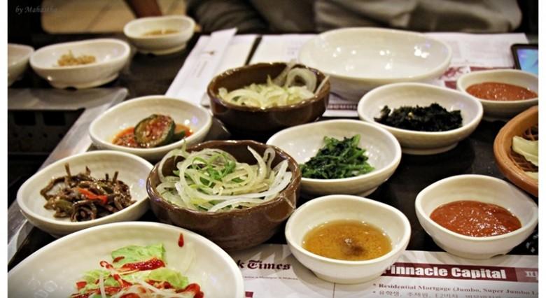 뉴욕에서 한국 음식이 그리울 때, 마당쇠