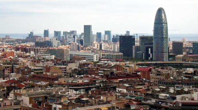 가우디가 아닌 바르셀로나, 현대건축을 만나다
