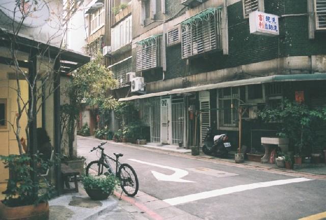 작은 골목골목 살아 숨 쉬는, 타이베이 용캉지에