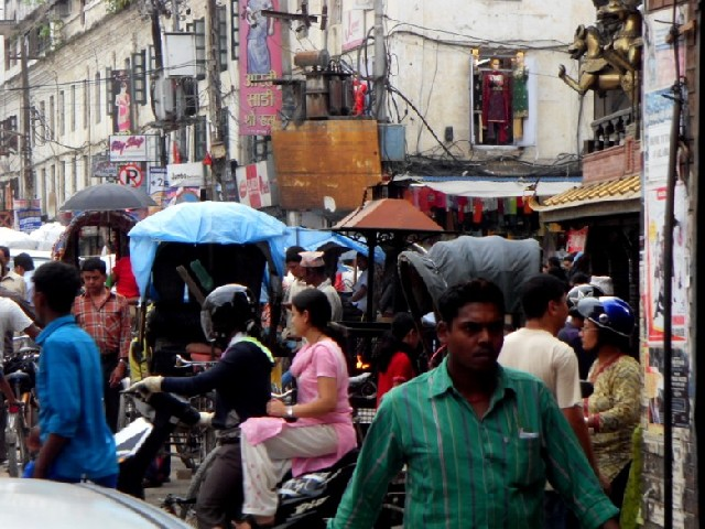네팔, 그 거리에서 만난 사람들
