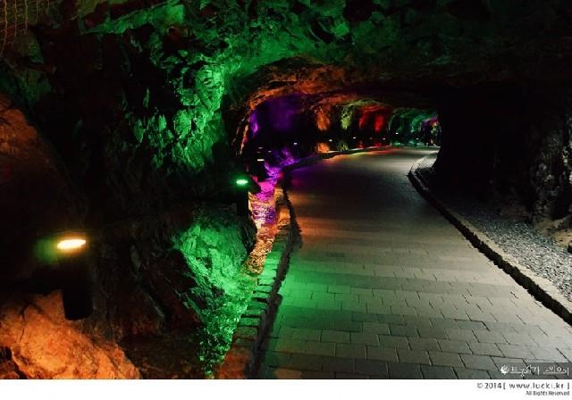 서울 근처에 광산 동굴이 있다고?