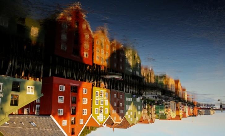 노르웨이 트론하임, 내 마음을 사로잡은 여행의 우연