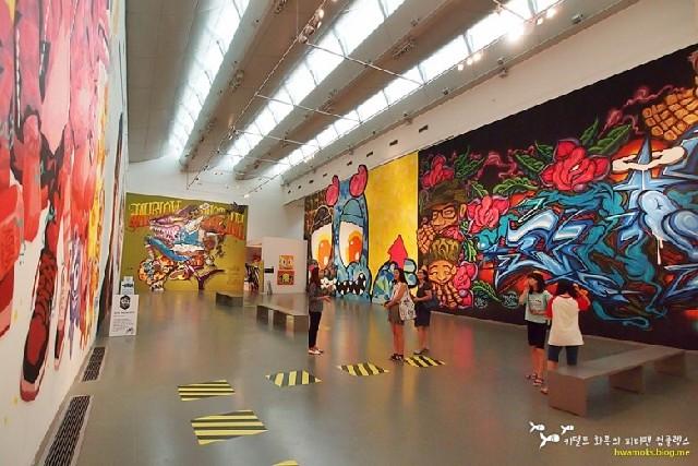 문화와 예술의 도시 안산, 경기도미술관 탐방기