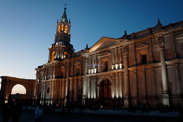 페루의 매력 도시, 아레키파