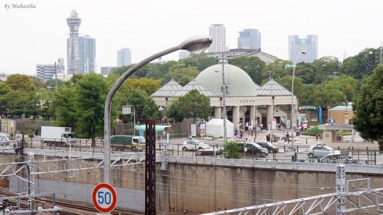 오사카 명소, 텐노지의 관광지