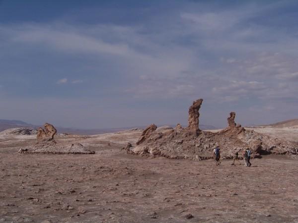 칠레로 떠난 사막여행, 산페드로 데 아따까마
