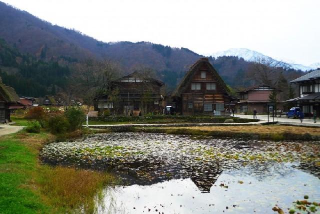 유네스코세계문화유산, 시라카와고白川郷