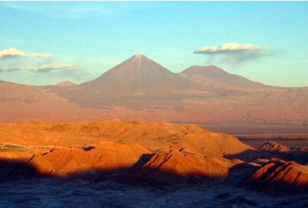 칠레, 산 페드로 데 아타카마 사막에서 별 헤는 밤