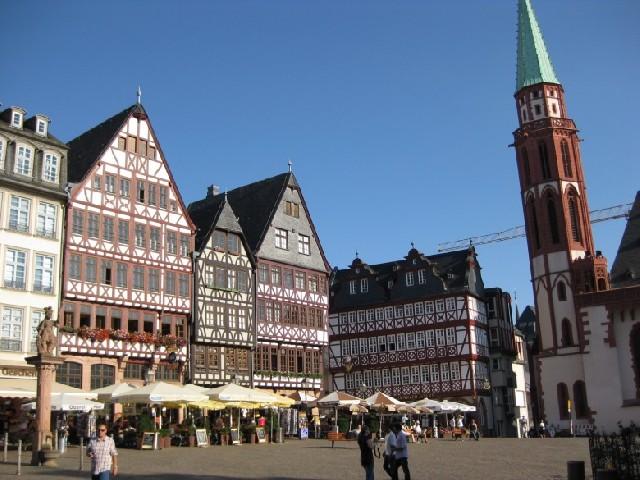 프랑크푸르트에서 알차게 여행하자!