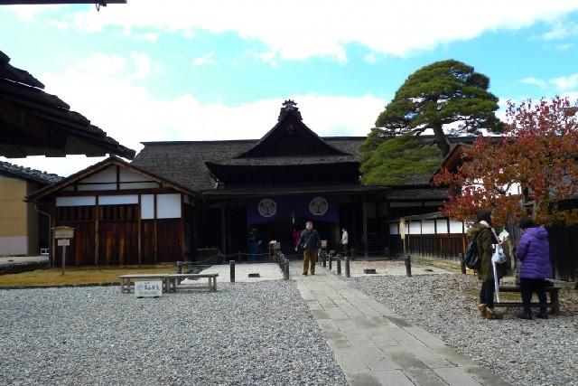 에도 시대 속으로 걸어 들어가다, 다카야마진야高山陣屋