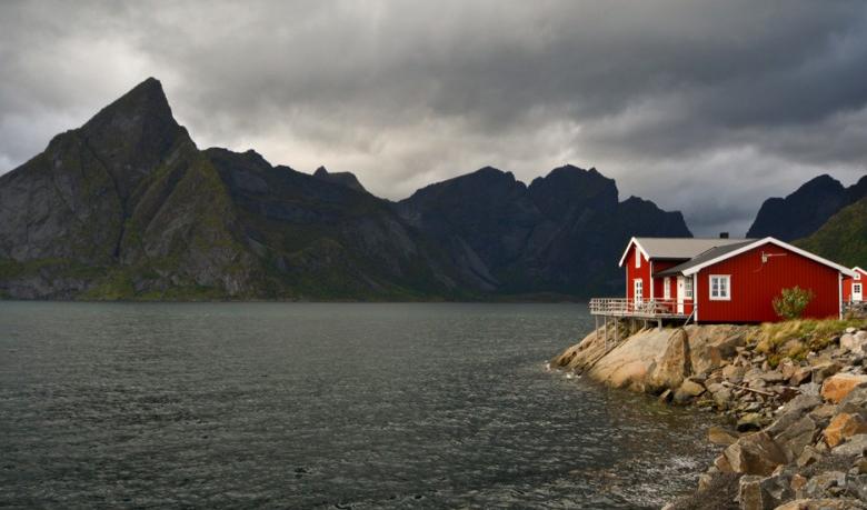 스칸디나비아 반도의 끝, 노르웨이 로포텐