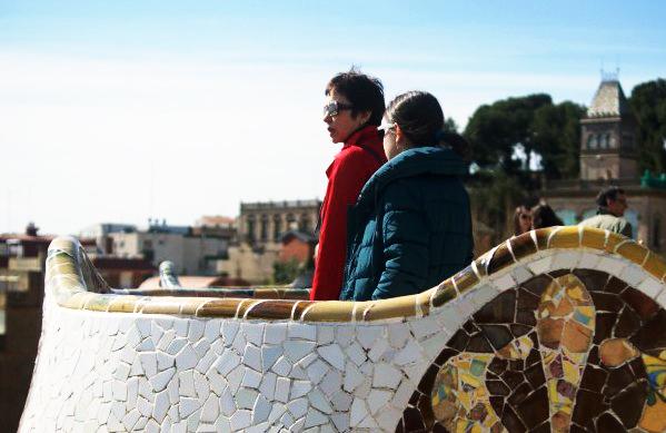 바르셀로나, 가우디가 낳은 명작! 구엘 공원