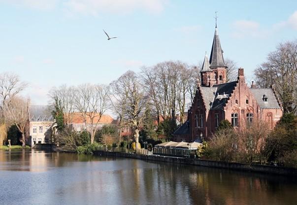 내가 반한 벨기에의 동화같은 풍경