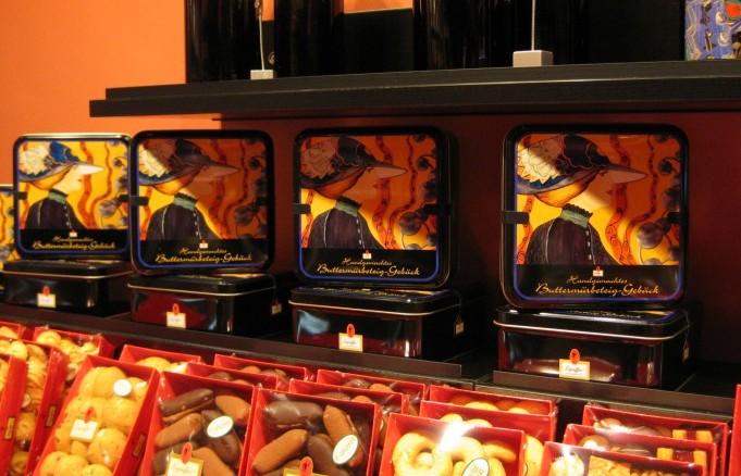 달콤함이 필요할 때, 베를린 100년의 초콜릿
