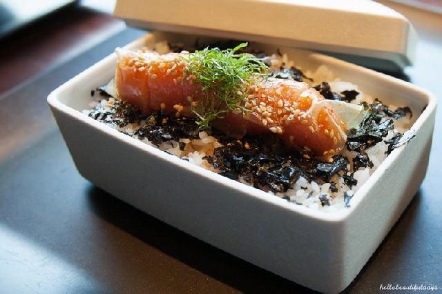 후쿠오카, 따뜻한 명란덮밥 한 그릇의 유혹