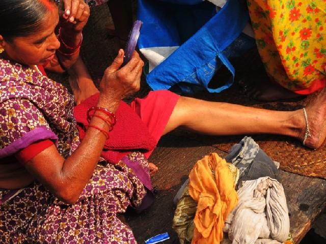 바라나시, 축제의 현장에서 만난 인도의 사람들