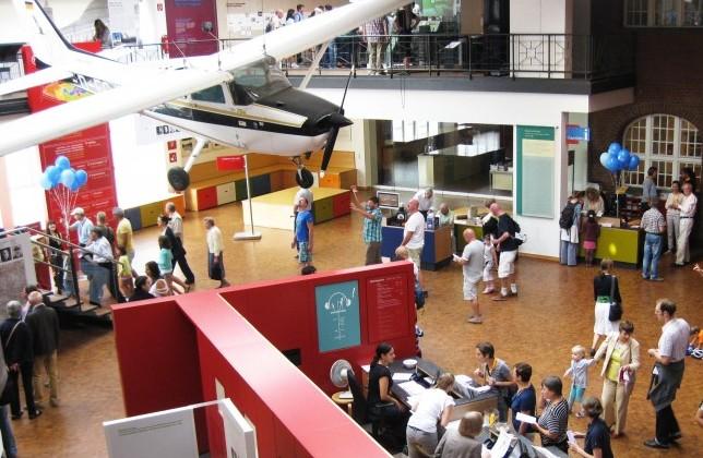 독일 기술의 역사, 테크놀로지 박물관에서