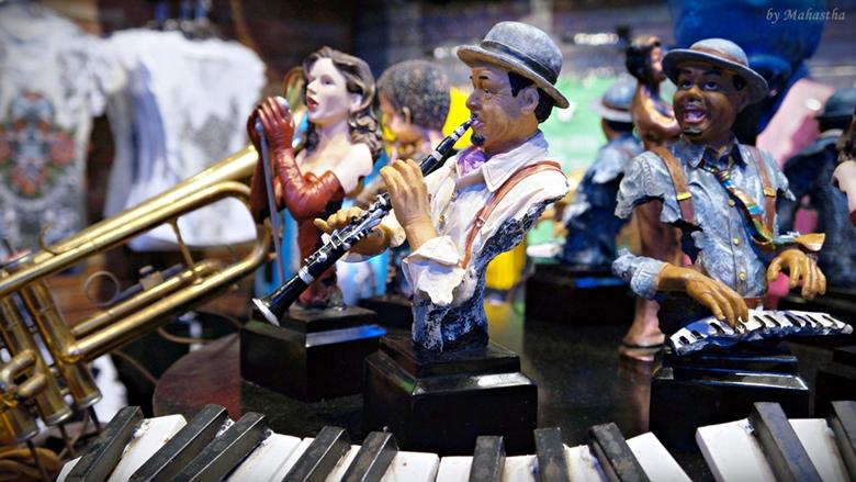 재즈의 고향, 뉴올리언즈! 재즈 거리 탐방
