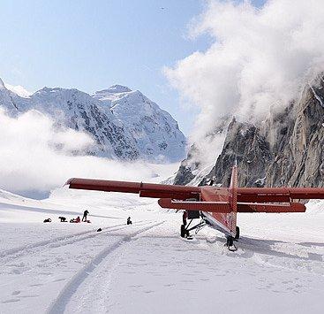 북미 최고봉을 오르다, 알래스카 맥킨리산