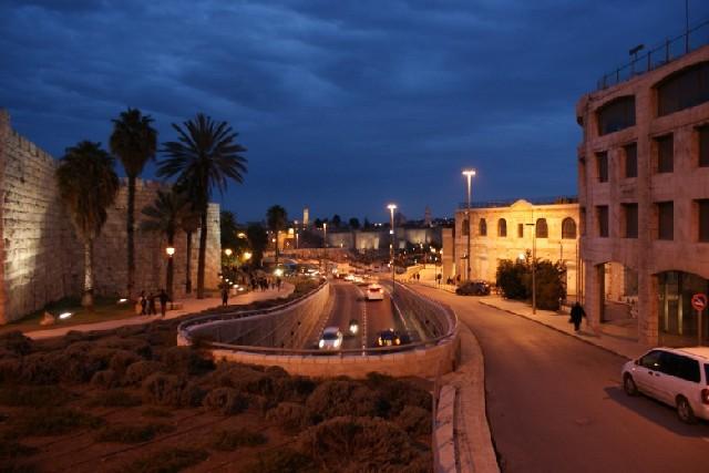 과거의 도시, 예루살렘의 오늘
