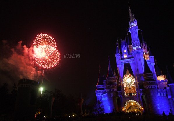 꿈과 희망의 나라, 도쿄 디즈니 랜드!