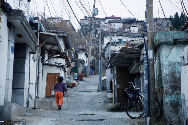 서울 마지막 달동네, 중계동 백사마을 연탄봉사