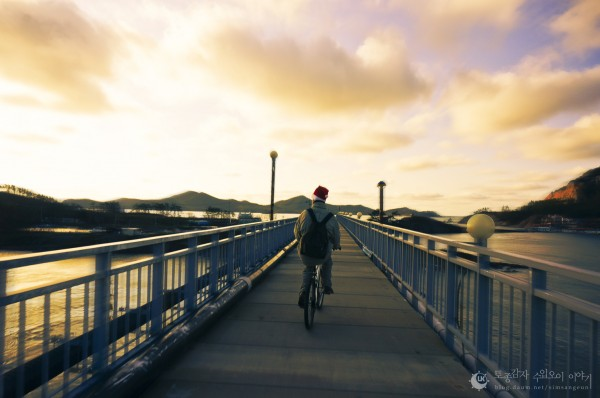 선유도로 떠나는 자전거 여행