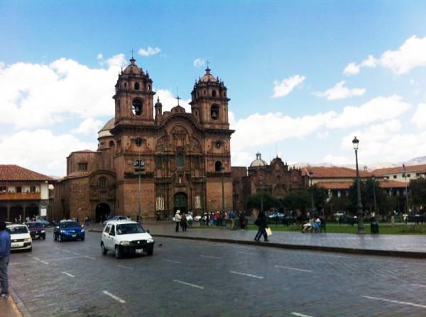 잃어버린 제국의 흔적, 페루 쿠스코