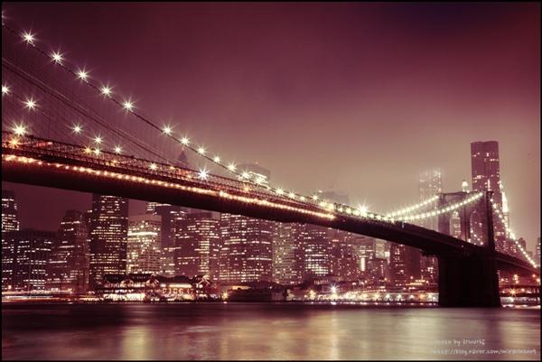 뉴욕의 야경을 즐기는 색다른 두가지 방법!