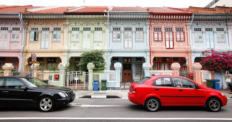 걸을수록 특별한, 싱가포르 산책!